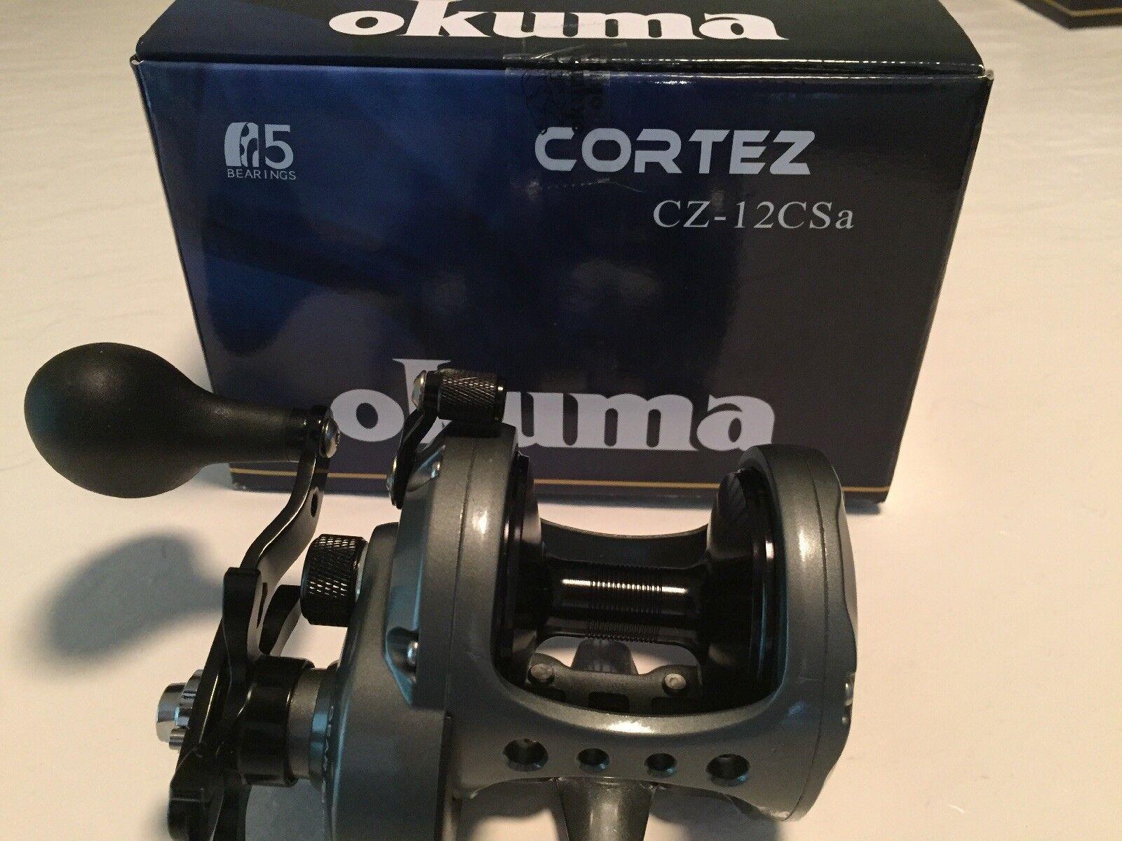 Cocherete Okuma Cortez CZ 12Sa Nuevo