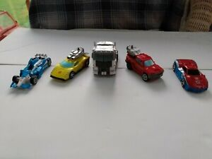 Transformers Combiner Wars Autobot Lot White Battle Core Optimus Ironhide & More