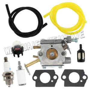 Carburetor-Kit-For-Homelite-33cc-ChainSaw-Replace-Walbro-WT673-WT-673-Carb