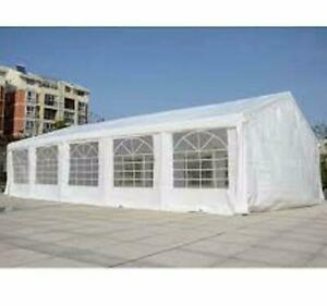 32X20 COMMERCIAL TENT FOR SALE / WEDDING TENTS FOR SALE / 32x20 tent for sale / restaurant patio tent for sale  NO TAX Canada Preview