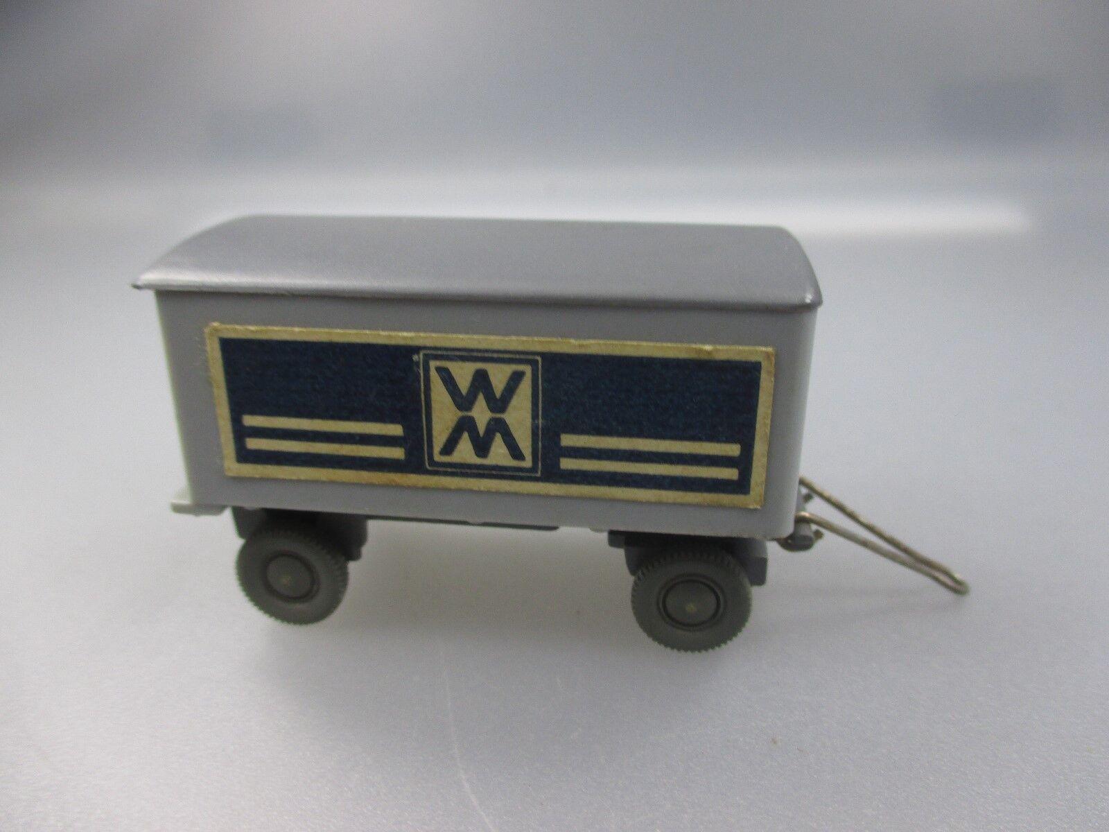 Wiking  WM   - - Möbel-koffer-anhänger (SSK68)