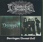 Derringer/Sweet Evil by Rick Derringer (CD, Jan-2004, Beat Goes On)