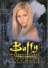 Inkworks Buffy TVS Season 4 Complete 90 Card Base Set