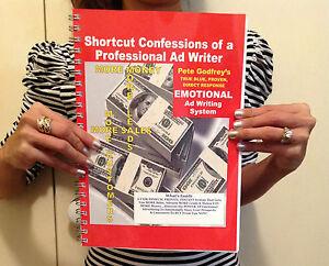 advertising marketing copy writing direct response marketing sales business