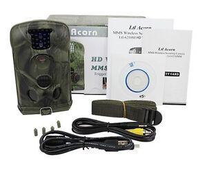 Ltl-Acorn-6210MC-HD-1080P-Scouting-Hunting-Game-Camera-Records-Sound-Blue-940nm
