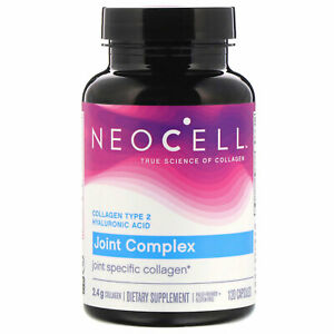 Neocell-Collagen-Type2-Joint-Complex-120Caps-Free-Shipping-Make-In-USA-Immucell