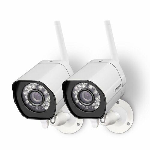 Camaras De Seguridad Para Casas WiFi Exterior Camara Vigilancia Vision Nocturna