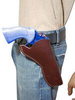 Barsony Burgundy Leather Cross Draw Gun Holster Astra Beretta 6 Revolvers