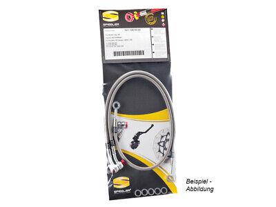 Stahlflex Bremsleitungen 04 05 Für HONDA CBR 1000 RR SC57