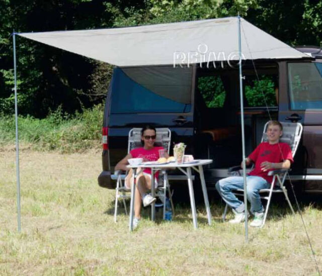 REIMO CHARLY SUN CANOPY AWNING 260x240cm SWB VW T4 T5 T6 FREE P&P FLASH SALE