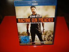 Machine Gun Preacher Blu Ray Sammlungsauflösung Gerard Butler