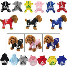 Cute Medium M Pink Adidog Hoodies For Male Small Dogs Outfits Apparel Cheap