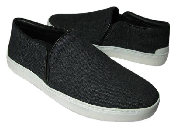 NEW 10/ 40  RAG & BONE  KENT denim indigo  Slip-On Sneakers Flat Schuhes