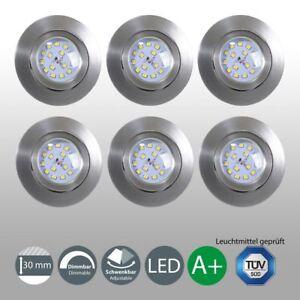 Einbau-Strahler-Spots-LED-dimmbar-ultra-flach-Einbau-Lampe-Leuchte-Deckenleuchte