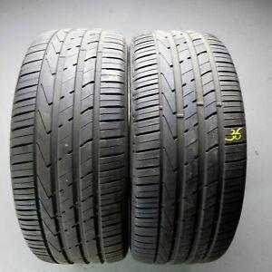 2x-Hankook-Ventus-s1-evo2-SUV-265-45-r20-108y-Dot-0118-pneus-d-039-ete-6-5-mm