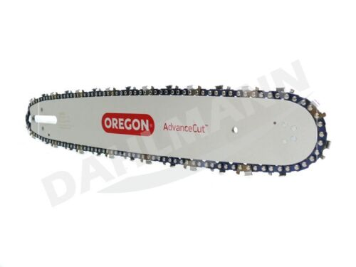 """OREGON Schwert 325/"""" 38 cm 4 Sägeketten für DOLMAR PS-5105"""