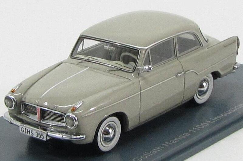 GOLIATH HANSA 1100 1958 1 43 Neo scale models NEO44365