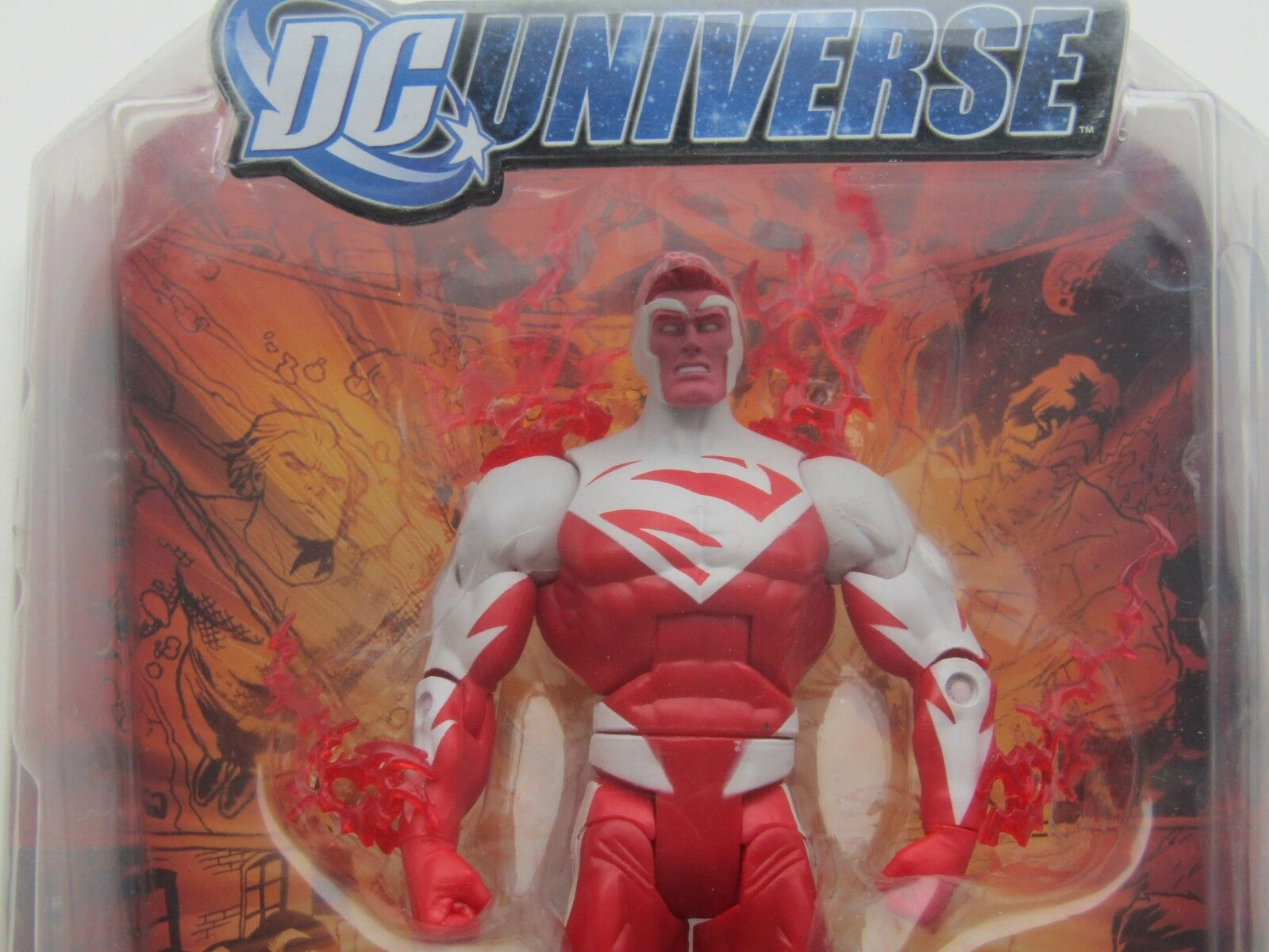 Mattel DCU DCUC  DC Universe classeeics rosso Superuomo  centro commerciale online integrato professionale
