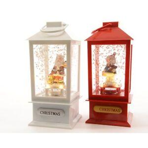 Lanterna a luci led addobbi natalizi decorazioni natalizie for Luci led casa prezzo