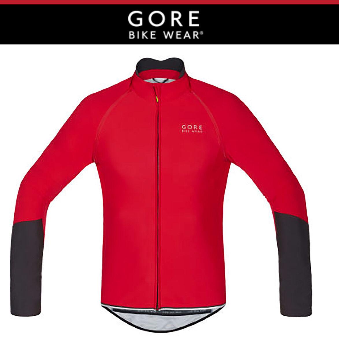 Gore Bike Wear  Power Windstopper Softshell Zip-Off Jersey - XS  up to 65% off