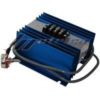 Adjustable External Hd Voltage Regulator W/remote Mount Potentiometer 14v-20volt