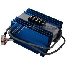 Alternator Adjustable External Voltage Regulator With Remote Mount Amp Potentiometer