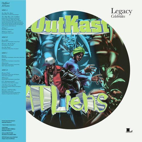 OutKast - ATLiens [New Vinyl] Picture Disc