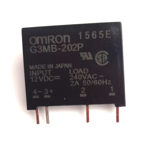 5V//12V//24V G3MB-202P DC-AC PCB SSR Solid State Relais Module KJ