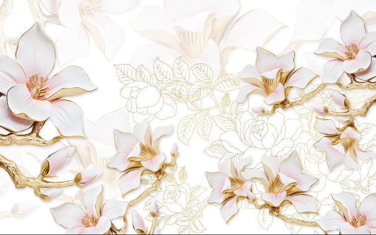 3D 3D 3D Weiß Birne 275 Fototapeten Wandbild Fototapete BildTapete Familie 89dc80