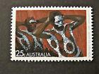1971 Australian Stamps - Aboriginal Art - Body Decorating - Single MNH