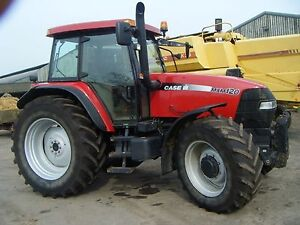 Case-MXM-Series-120-190-Tractors-Workshop-Service-Repair-Manual