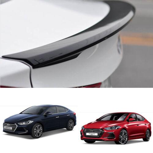 Trunk Spoiler Painted Rear spoiler For Hyundai Elantra sports 2017~2018