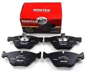 Real Image de partie Mintex Plaquettes frein avant pour BMW 3 X1 Z4 MDB2692