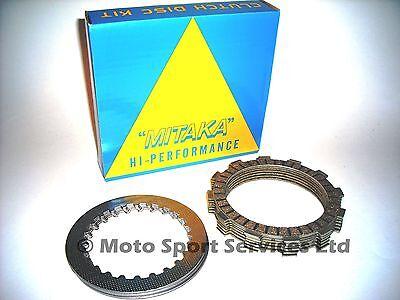 MITAKA Clutch Plate Kit Gas Gas EC 200 250 300 00-11 EC 450 05-08 SM 450 07-08