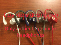 Genuine Beats by Dr. Dre Powerbeats 2 Wireless Bluetooth In Ear Bud Headphones