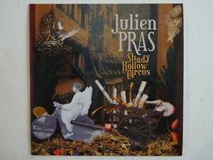JULIEN-PRAS-SHADY-HOLLOW-CIRCUS-CD-Album-Promo