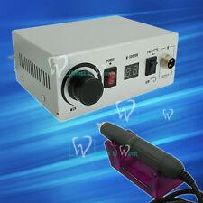 Dental Lab Electric Wood Drill Brushless Handpiece Micro Motor Polishing 50krpm