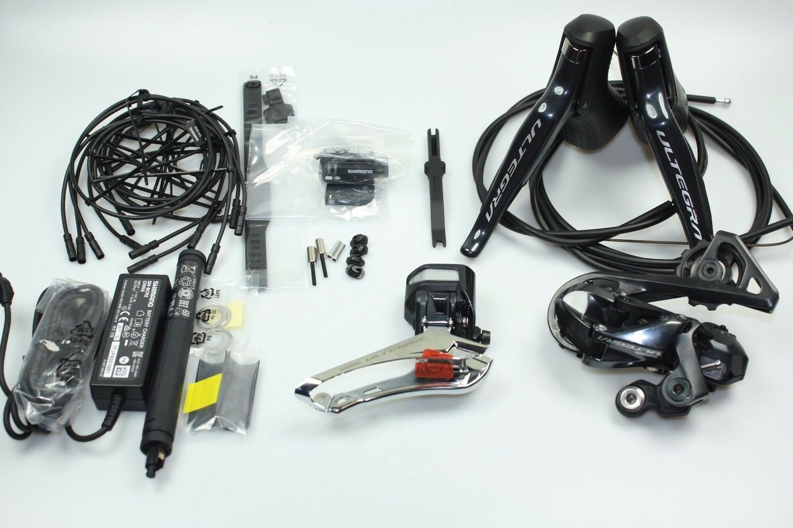 SALE   2019 Shimano Ultegra R8050  Di2 Electronic 11s Group Upgrade Kit INTERNAL  excellent prices