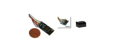 Discreto Esu 58814 Loksound 5 Micro Dcc/mm/sx/m4 Decoder Vuoto, Plux16, Nuovo Ovp-mostra Il Titolo Originale