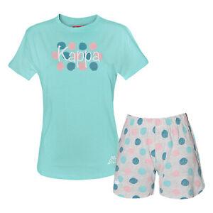 Completo Homewear Donna KAPPA Cotone T-Shirt 5 Modelli