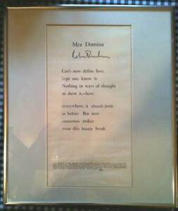 Robert-Creeley-MEA-DOMINA-Signed-Broadside-First-Edition-1976