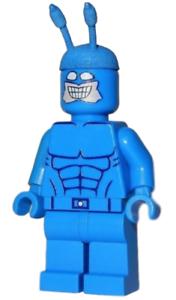 **NEW** LEGO Custom Printed - THE TICK - New England Comics Minifigure