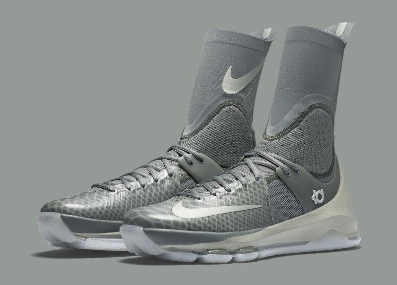 Nike kd 8 viii élite alto neutrale grey dimensioni 834185-001 jordan kobe