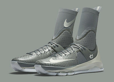 more photos 251fc 57577 ... Nike KD 8 VIII Elite High Neutral Grey Size 9.