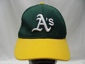 Oakland Athletics Home Replica MLB Baseball Cap Adjustable Youth or Adult Hat