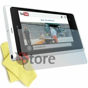 3-Pieces-Film-for-Nokia-Lumia-800-Protector-save-Screen-LCD-Display-Films