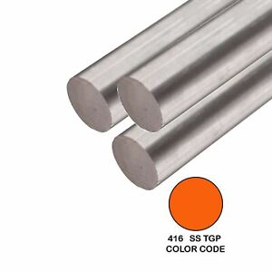 x 12 inches 316 Stainless Steel Round Rod 2-1//2 inch 2.500