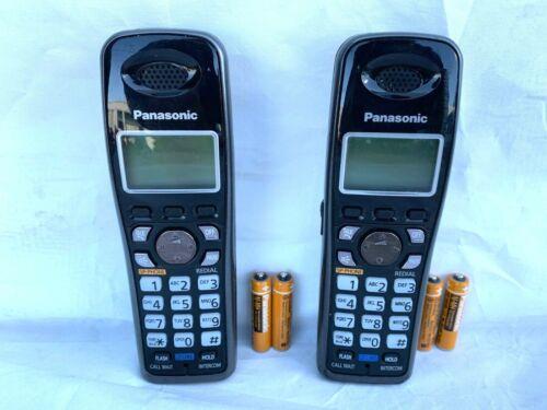 2 Panasoinc KX-TGA939T 1.9GHZ 2 Line Cordless Handset only