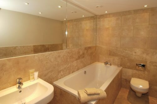 Classic Honed /& Filled PREMIUM Travertine Stone Tiles 610x305mm £24.95 per m2