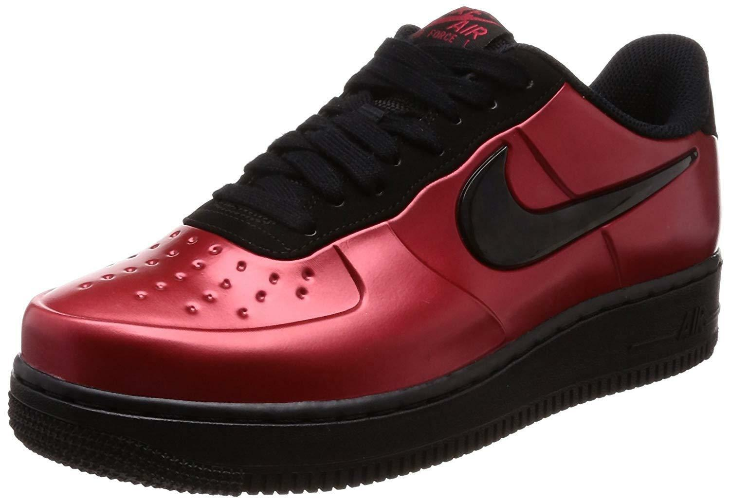 Nike Air Force 1 Foamposite Pro Cup Gym Red Black (AJ3664 601)